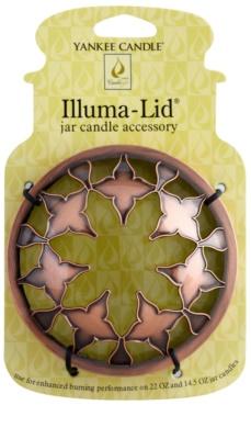 Yankee Candle Moroccan Copper Dekorativer Kerzenhalter   geeignet für die Duftkerze