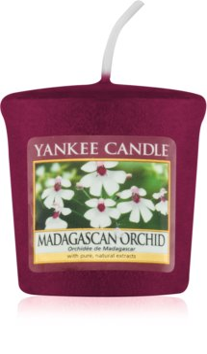 Yankee Candle Madagascan Orchid votívna sviečka
