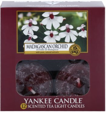 Yankee Candle Madagascan Orchid Teelicht 2