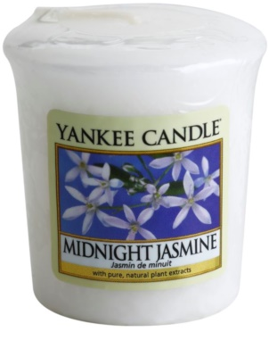 Yankee Candle Midnight Jasmine votivna sveča