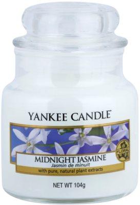 Yankee Candle Midnight Jasmine ароматна свещ   Classic малка