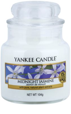 Yankee Candle Midnight Jasmine Scented Candle  Classic Mini
