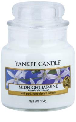 Yankee Candle Midnight Jasmine świeczka zapachowa   Classic mała