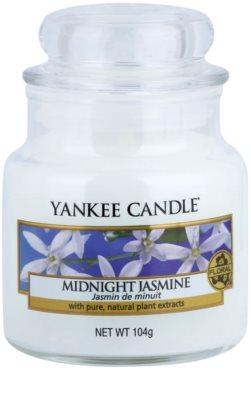 Yankee Candle Midnight Jasmine vela perfumada   Classic pequeña