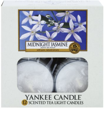 Yankee Candle Midnight Jasmine чайні свічки 2