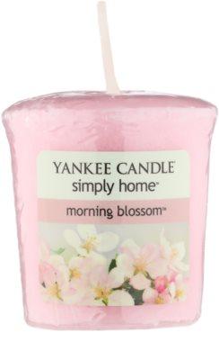 Yankee Candle Morning Blossom sampler