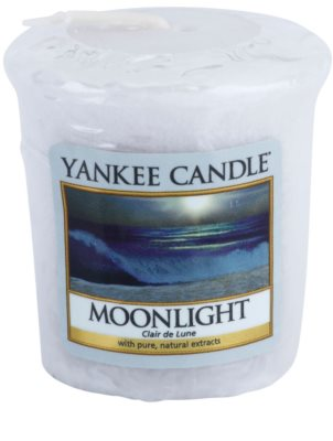 Yankee Candle Moonlight velas votivas
