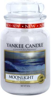 Yankee Candle Moonlight illatos gyertya   Classic nagy méret