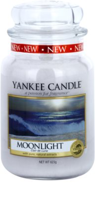 Yankee Candle Moonlight świeczka zapachowa   Classic duża