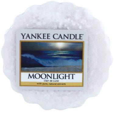 Yankee Candle Moonlight Wachs für Aromalampen