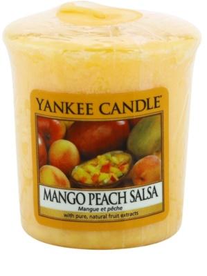 Yankee Candle Mango Peach Salsa velas votivas