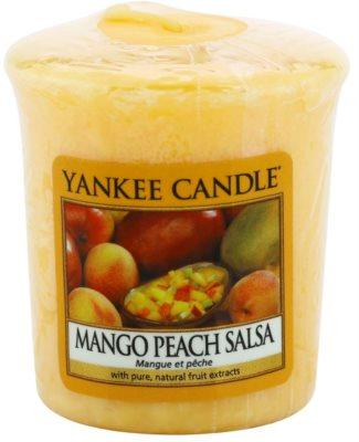 Yankee Candle Mango Peach Salsa votivní svíčka