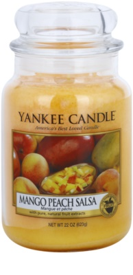 Yankee Candle Mango Peach Salsa Scented Candle  Classic Large