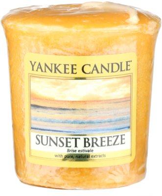 Yankee Candle Sunset Breeze votivní svíčka