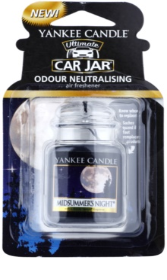 Yankee Candle Midsummers Night illat autóba   felakasztható autóillatosító
