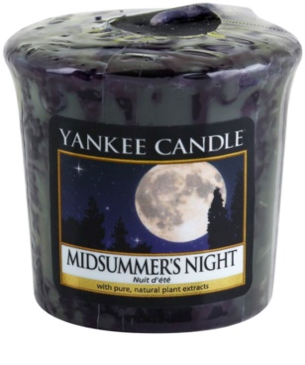 Yankee Candle Midsummers Night votivní svíčka