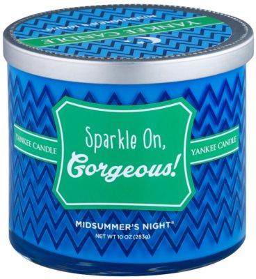 Yankee Candle Midsummers Night ароматизована свічка    (Sparkle on, Gorgeous!)