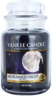 Yankee Candle Midsummers Night dišeča sveča   Classic velika