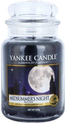 Yankee Candle Midsummers Night illatos gyertya   Classic nagy méret