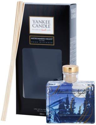 Yankee Candle Midsummers Night aроматизиращ дифузер с пълнител  Signature