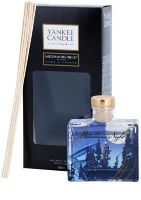 Yankee Candle Midsummers Night Aroma Diffuser mit Nachfüllung  Signature