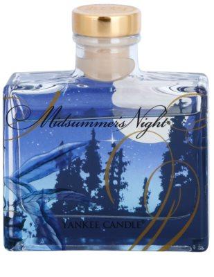 Yankee Candle Midsummers Night Aroma Diffuser mit Nachfüllung  Signature 1