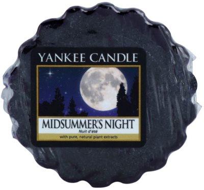 Yankee Candle Midsummers Night illatos viasz aromalámpába