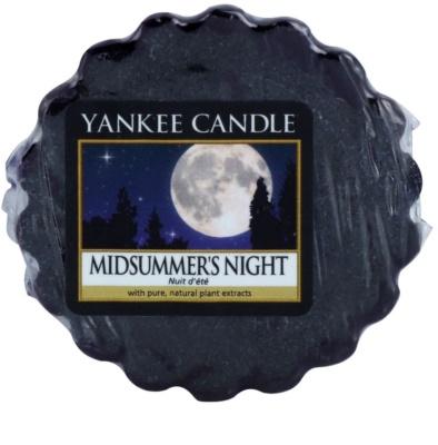 Yankee Candle Midsummers Night Wachs für Aromalampen