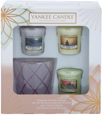 Yankee Candle My Serenity coffret presente