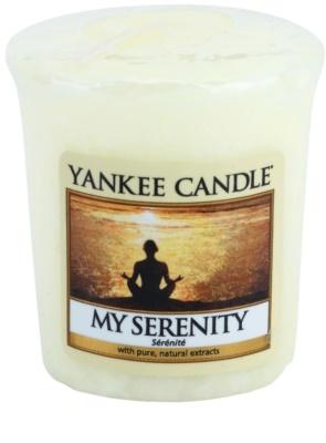 Yankee Candle My Serenity vela votiva