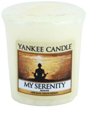 Yankee Candle My Serenity votivní svíčka