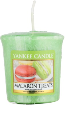 Yankee Candle Macaron Treats lumânare votiv