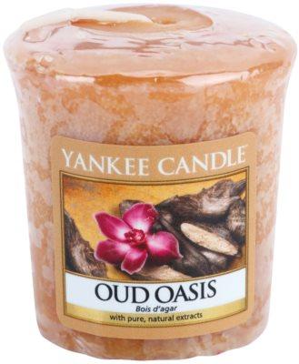 Yankee Candle Oud Oasis velas votivas