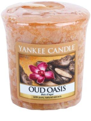 Yankee Candle Oud Oasis votivna sveča