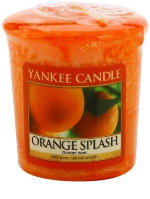 Yankee Candle Orange Splash sampler