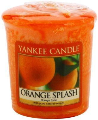 Yankee Candle Orange Splash votivna sveča