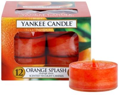 Yankee Candle Orange Splash Teelicht