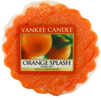 Yankee Candle Orange Splash cera para lámparas aromáticas