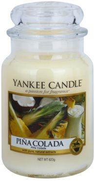 Yankee Candle Pinacolada illatos gyertya   Classic nagy méret