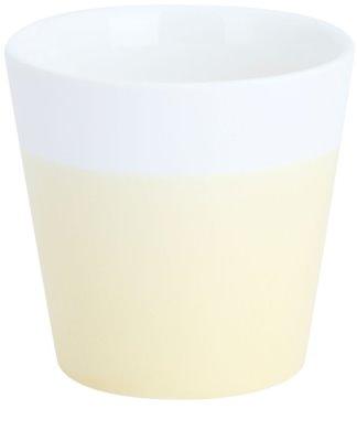 Yankee Candle Pastel Hues Keramischer Kerzenhalten für Votivkerzen    (Grey)