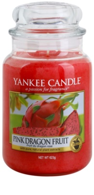 Yankee Candle Pink Dragon Fruit Duftkerze   Classic groß