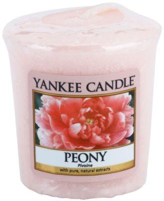 Yankee Candle Peony velas votivas