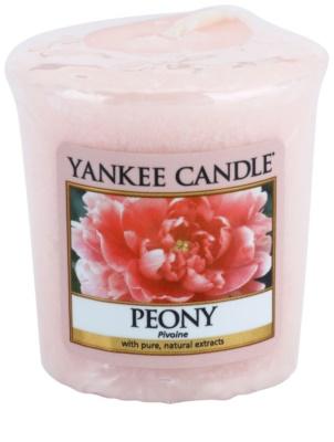Yankee Candle Peony votivní svíčka