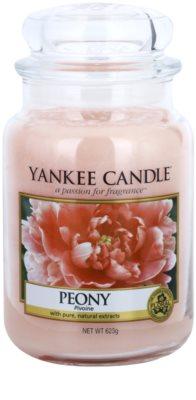 Yankee Candle Peony illatos gyertya   Classic nagy méret