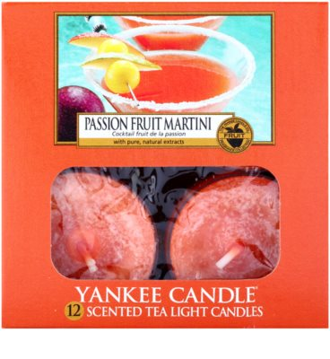 Yankee Candle Passion Fruit Martini vela de té 2