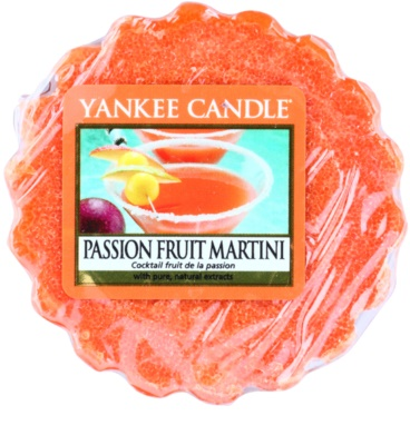 Yankee Candle Passion Fruit Martini vosek za aroma lučko