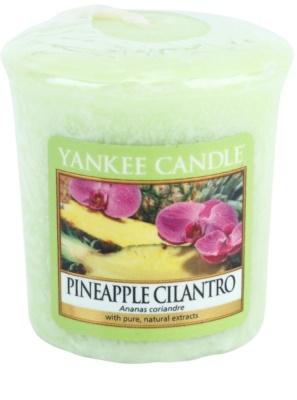 Yankee Candle Pineapple Cilantro viaszos gyertya