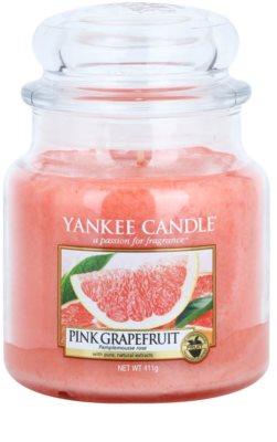 Yankee Candle Pink Grapefruit świeczka zapachowa   Classic średnia