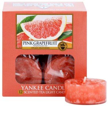 Yankee Candle Pink Grapefruit čajová svíčka