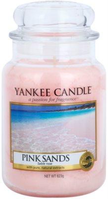 Yankee Candle Pink Sands świeczka zapachowa   Classic duża
